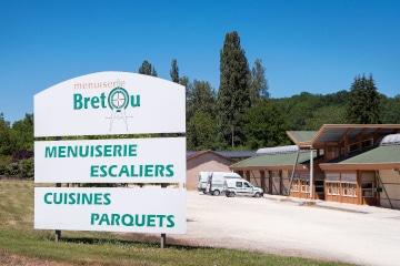 Contacter la Menuiserie Bretou à Lalinde (Sauveboeuf)
